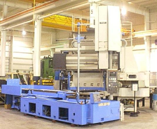 Mazak MEGATURN A16N TWIN PALLET MILLING AND TURNING CENTER