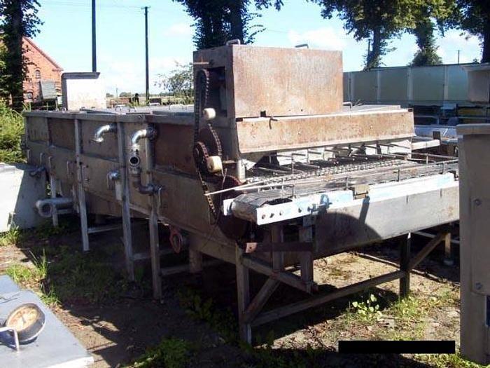 Multi-row washer