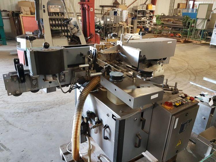 Krones Rotina Labelling machine