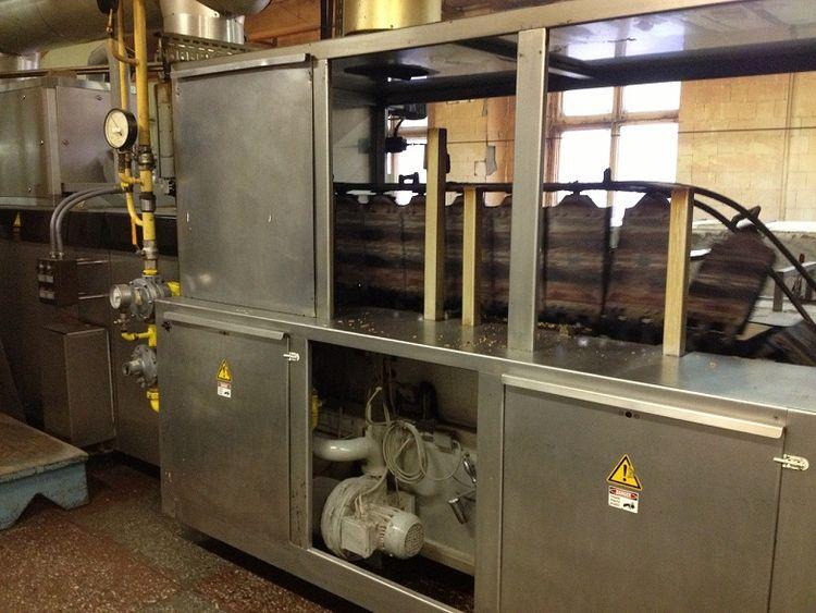 Haas WRO 70G appr. 120kg/h