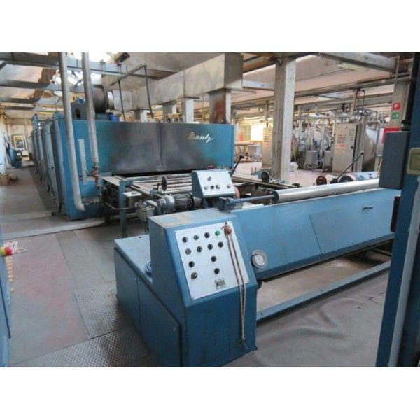 Krantz 220 Cm Stenter machine