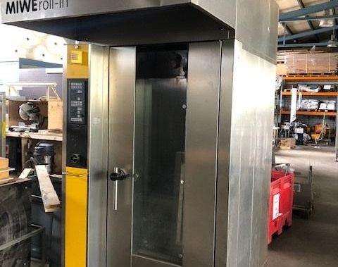 Miwe RI 1.0606-TL rack oven