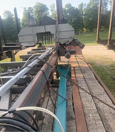 Woodmizer LT300 Sawmill