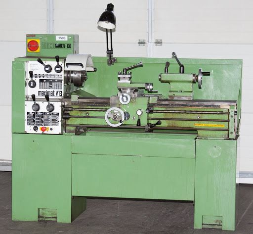Emco Engine Lathe Variable Maximat V13