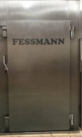 Fessmann Turbomat T 3000 Smoke house