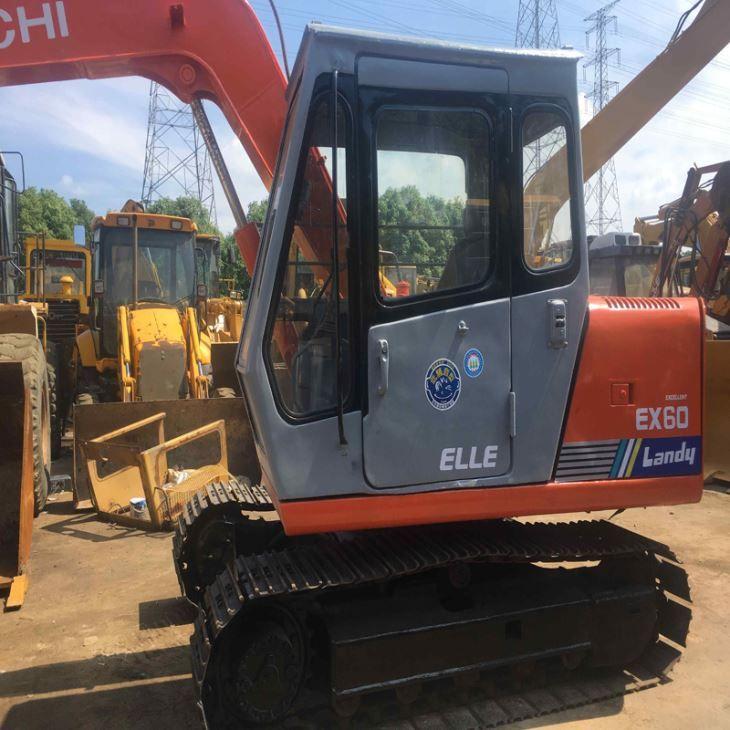 Hitachi EX60-1 Excavator