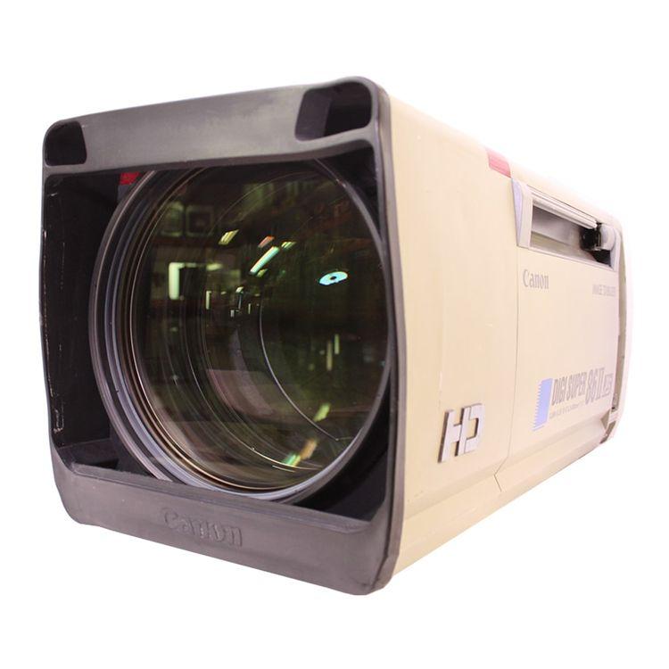 Canon XJ86x9.3 MK2 Lenses