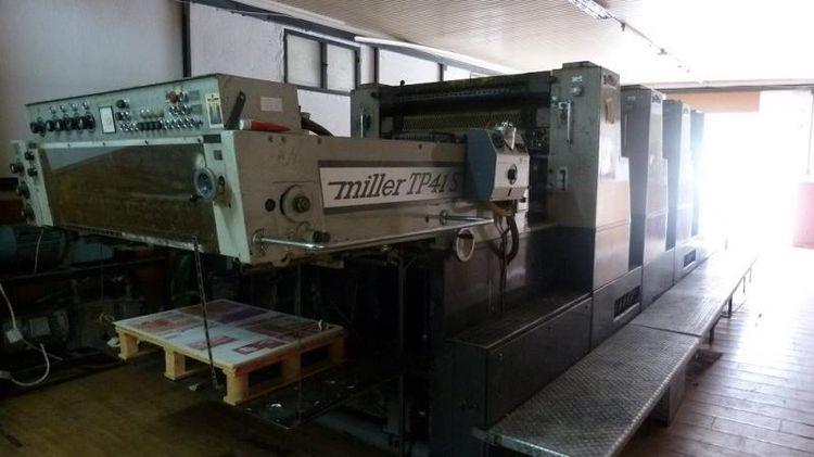 Miller TP 41 S 4 104 x 72 cm