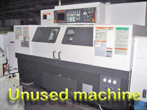 Mazak CNC Control Max. 5000 rpm Multiplex 6200 2 Axis