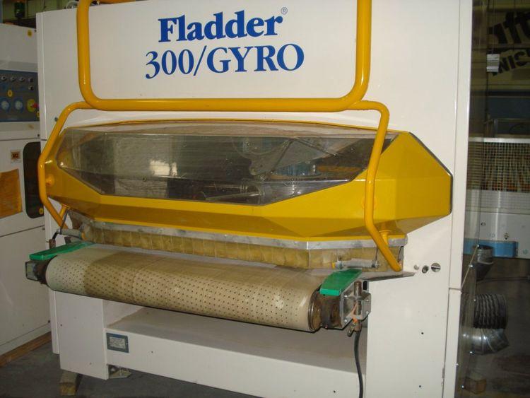 Fladder Gyro/300, Brush Sander