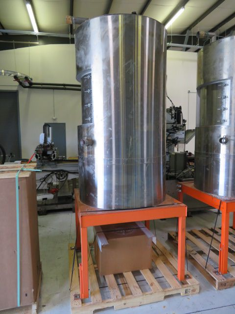 Motan Drying Hopper