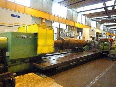 Kramatorsk CNC Sinumerik 820 T 30 rpm 1K670