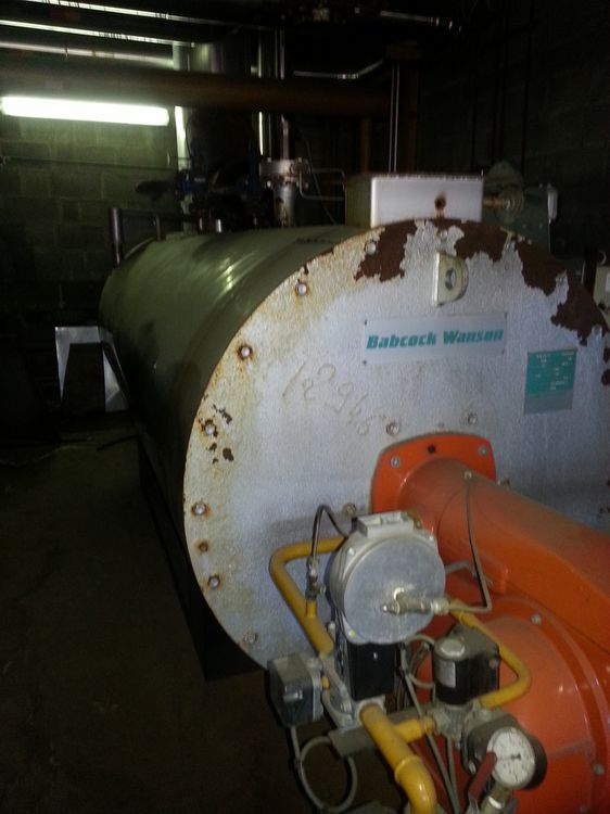 Babcock 1500 kg/h