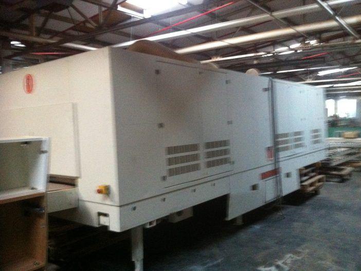 OTT H 295/300, Sanding Machine
