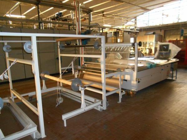 Lectra Vector VT-TT-FX-72 Packing machine