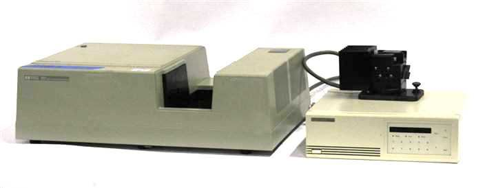 Hewlett Packard 8452A , Diode Array Spectrophotometer