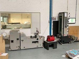 Horizon AC-8000S, SPF-10, FC-10 line