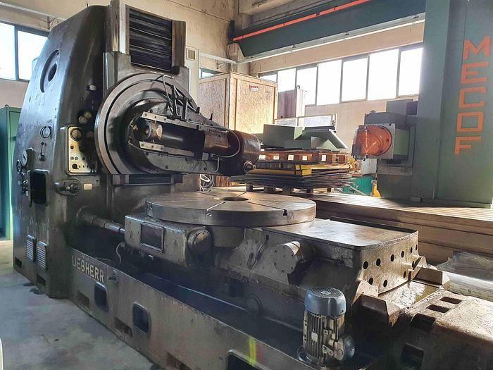 Liebherr L 2200/2500 Variable Gear machinery