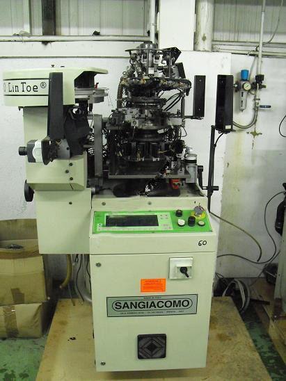 Sangiacomo FANTASIA 1C LIN TOE 3 1/4″ – 3 3/4″