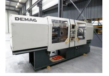Demag ERGOTECH COMPACT 1100 - 310 NC4 110 Ton