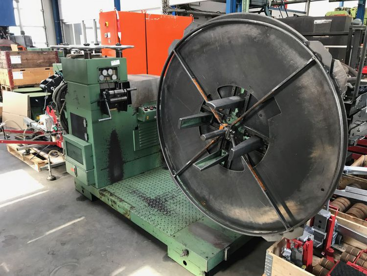 Arku RM 3020/4 Double reel Coil weight per side 1 t