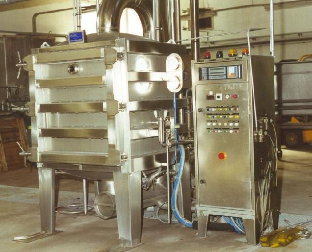 Laip ATM.208 Dyeing cabinet