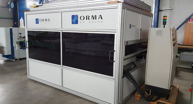 Orma PM AIR SYS PRESS
