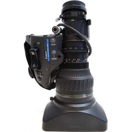 "Canon HJ17ex7.6B IASE Standard broadcast lens 2/3"""
