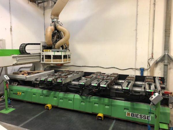 Biesse ROVER 27, CNC Working Centre