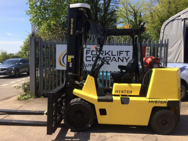 Hyster S7.00XL Gas Forklift 7000kg