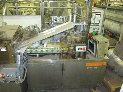 Norden NM2000 High Speed Tube Filler