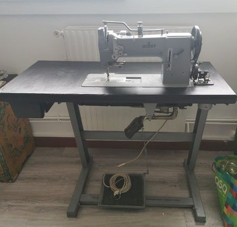 Adler Industrial sewing