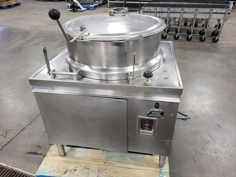 Market Forge MT40E0 tilt kettle