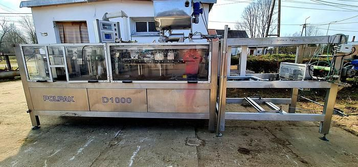 Doypack D 1000 Automatic packing machine