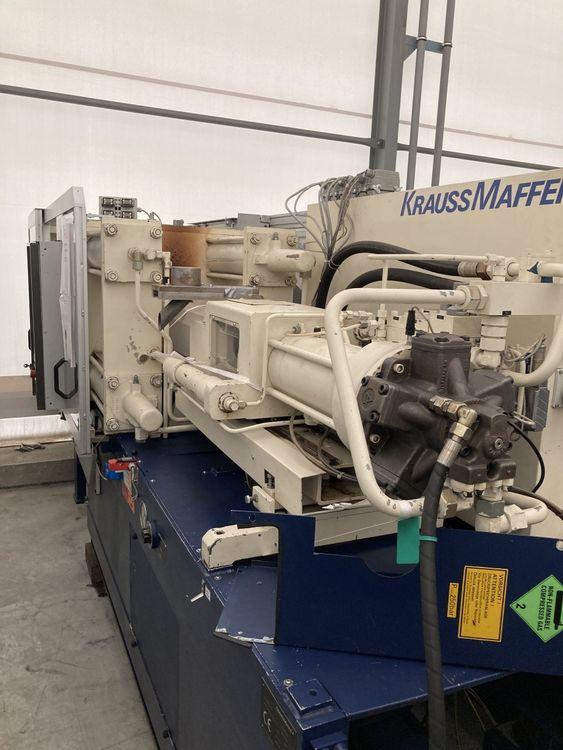 Krauss Maffei KM 150-520 C2 1650 kg