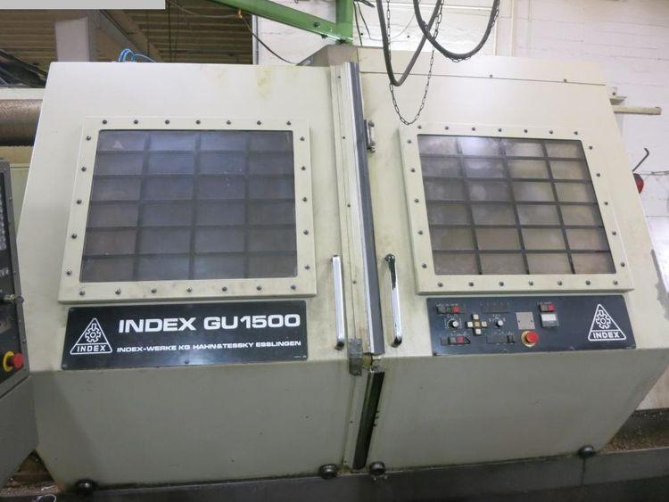 Index C200T 2800 U/min GU 1500-1 3 Axis