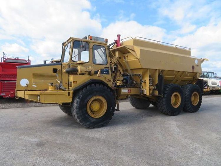 Volvo A25 Water truck