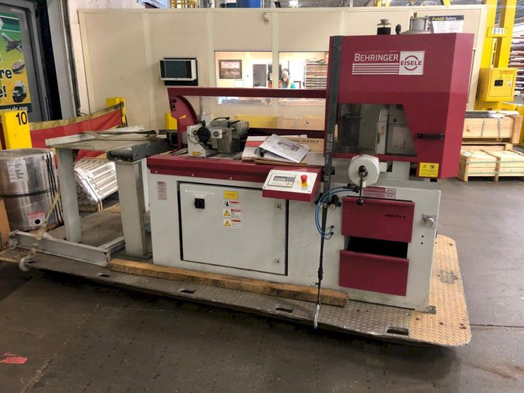 Behringer VMS 370A Auto Feed Band Saw Semi Automatic