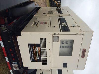 Multiquip DCA-180SSV/ DF-1950v Portable Generator Set 300 kva