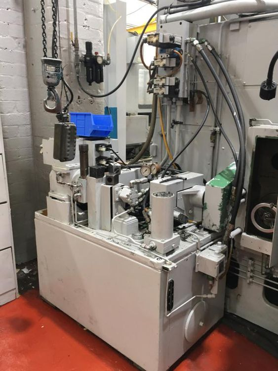 Gleason 650 Variable Hypoid Bevel Gear Generator with Equipment