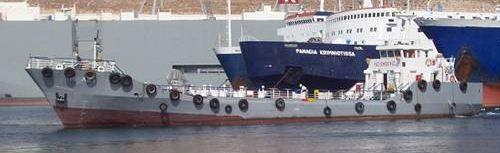 Lamda Nafs Coaster Tanker DWT:  771