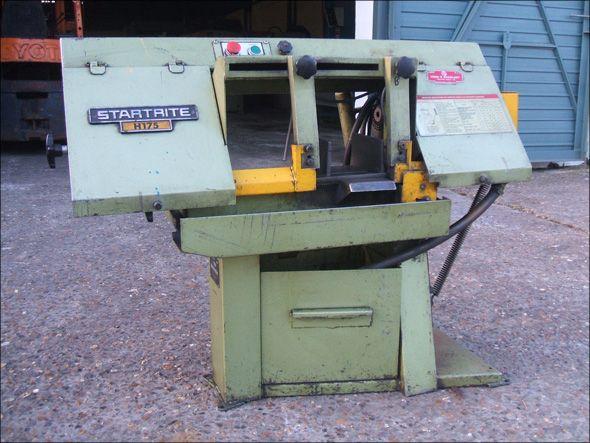 Startrite H 175 W HORIZONTAL BANDSAW Semi Automatic