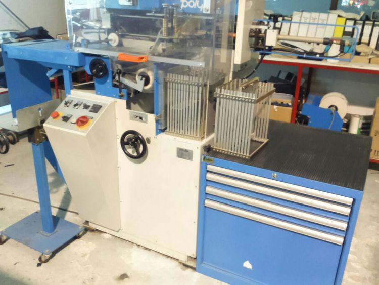 Polytex FA waterfall sample making machine