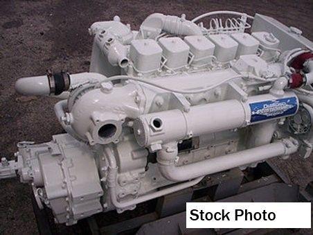 Cummins 6BTA Marine Engines