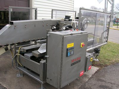 "Marq HPA-G-SLD/LH/AB, Case Erector Sealer 8"" - 24""L x 4"" - 20""H x 6"" - 20""W."