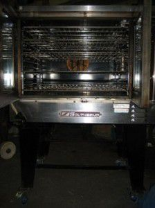 Southbend SLES/OSC Convection Oven