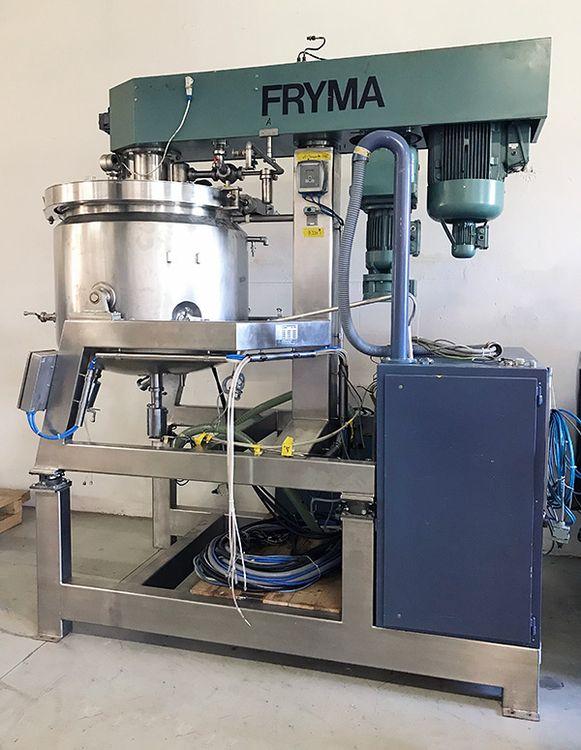Fryma VME-400 Cream Mixer
