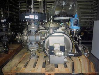 Flotronic 7X866ATTS150261 Double Diaphragm Pump