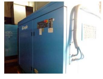 Compair L 120 SR, Compressor