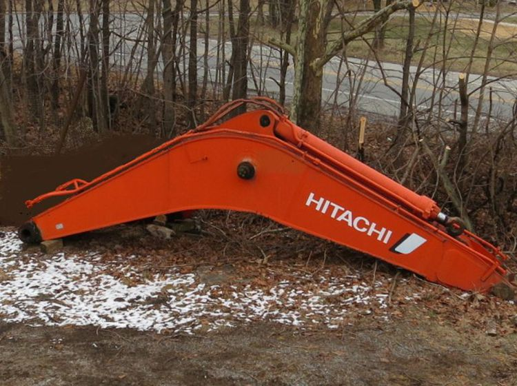 Hitachi John Deere 550 excavator complete boom with all 4 cylinders EX550